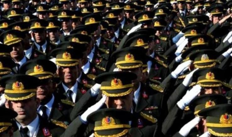 2. Kolordu Komutanlığı'na Tümgeneral Mustafa Oğuz Atandı