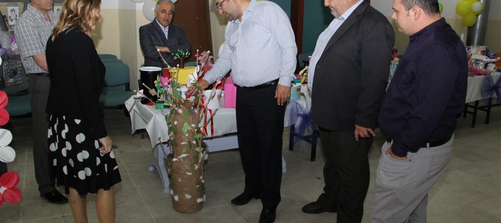 26 Kasım İlkokulu'nun EKO Okul Sergisi
