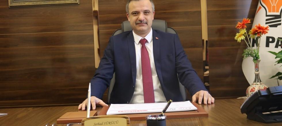 """AK Parti'den Özacar'a Çağrı: """"GELİN HEP BİRLİKTE ANKARA'YA EPDK'YA GİDEREK DOĞALGAZ SORUNUNU ÇÖZELİM"""""""