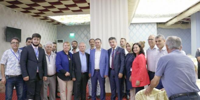 """Ak Parti İlçe Başkanı Mehmet Gözütok""""HAYDi GELiBOLU VAKiT TOKAT VAKTi"""""""