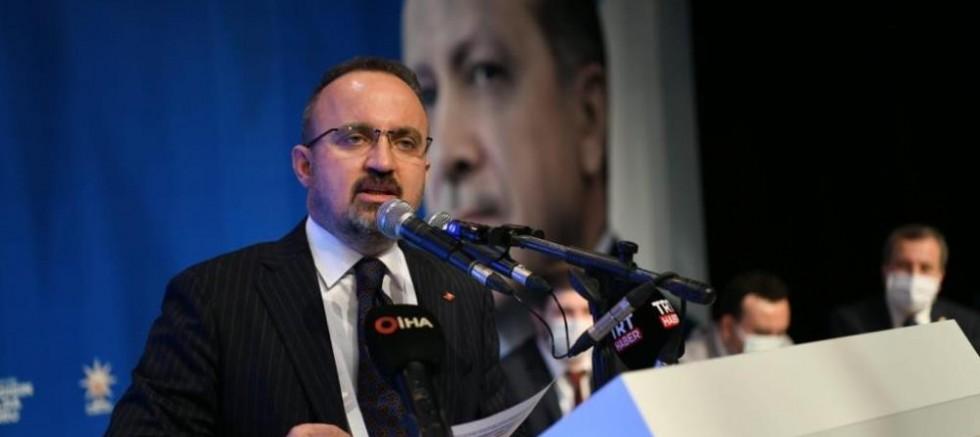 AK Partili Turan, Yunanistan'ın Göçmenlere Olan Politikasını Eleştirdi