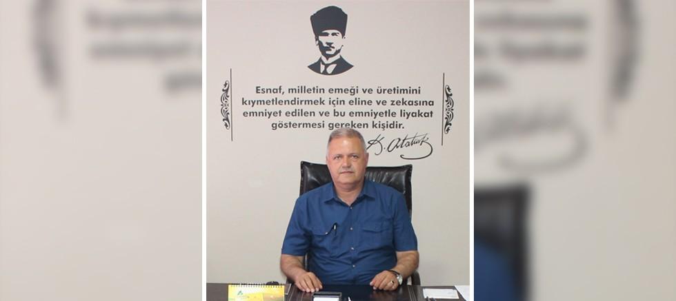 Başkan Nalbant'tan  'Ahilik Haftası' Mesajı