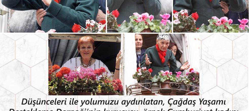 Başkan Özacar'dan Saylan'ı Anma Mesajı