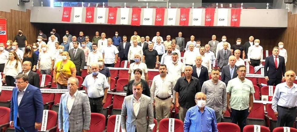 Başkan Özacar, İl Danışma Kurul Toplantısına Katıldı