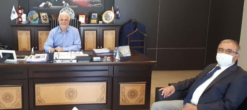 Başkan Özacar'ın Bursa Ziyaretleri