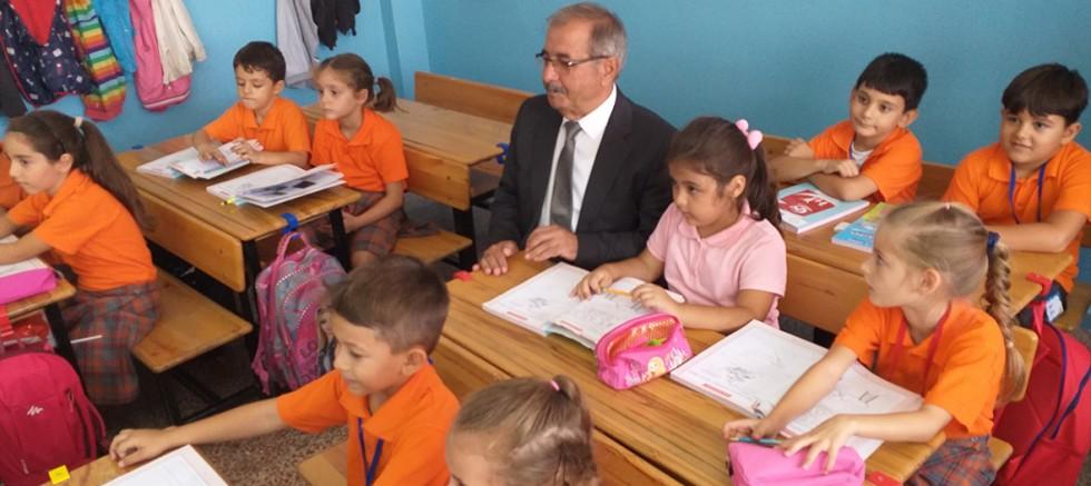 Başkan Özacar'ın Yeni Eğitim-Öğretim Yılı Mesajı
