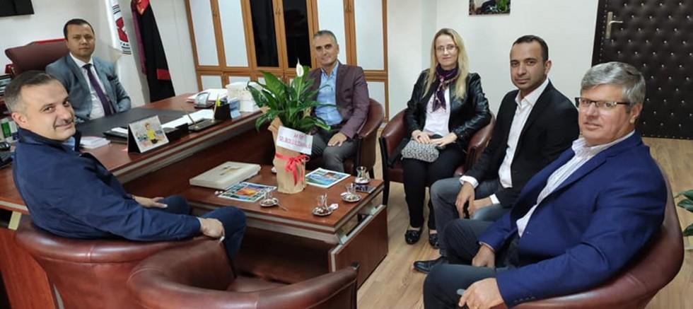 Başsavcı Karaoğlu'na Ziyaret