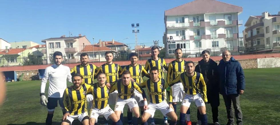 Bayırköyspor'la Lider Arasında 1 Fark Kaldı