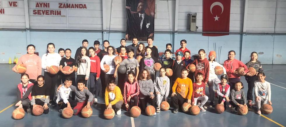 Belediyenin Spor Okullarında Bahar Dönemi
