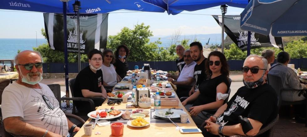Beşiktaşlılar Derneği'nden Şampiyonluk Kahvaltısı