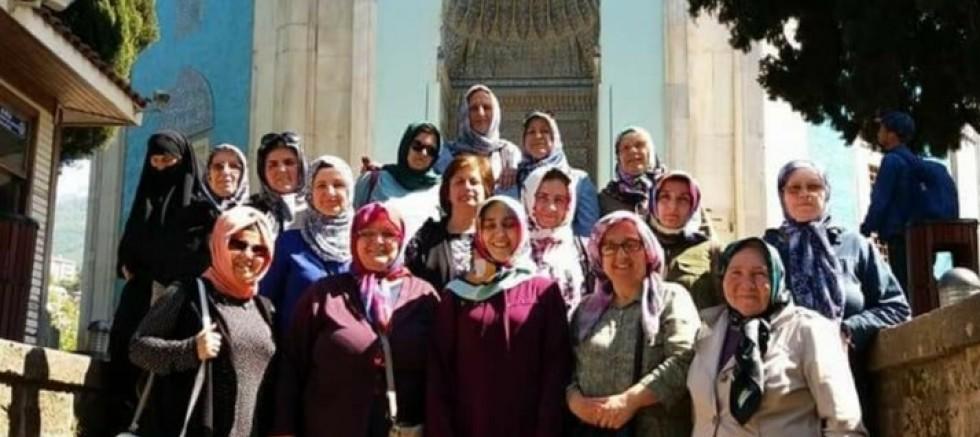 Bolayır Kur'an Kursu  Öğrencileri Bursa'da