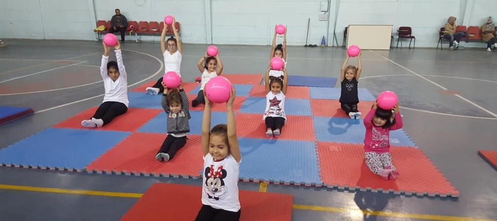 Çanakkale Jimnastik Gençlik ve Spor Kulübü Gelibolu da!