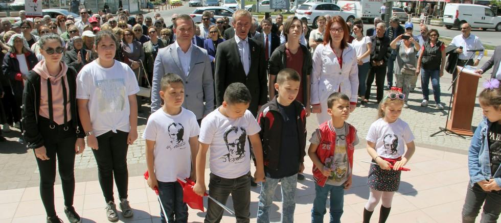 CHP'den alternatif 23 Nisan töreni