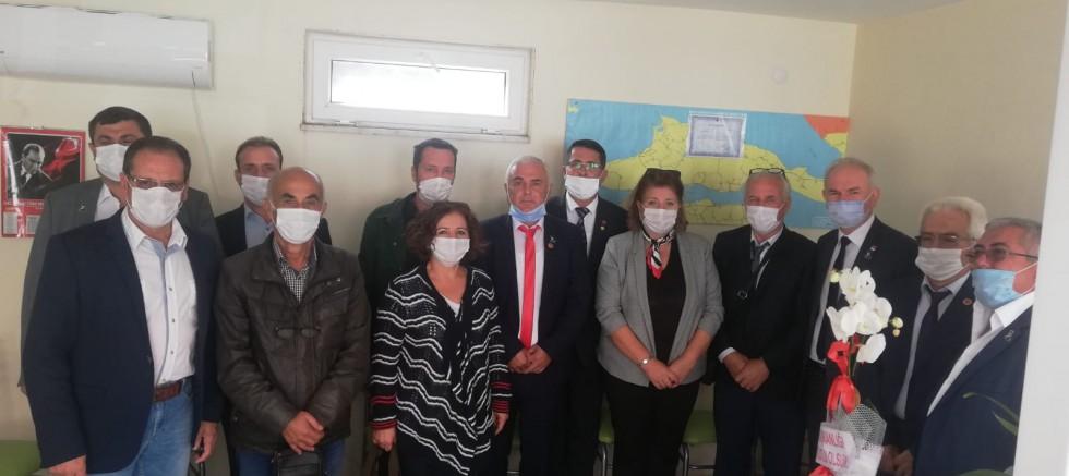 CHP'den Muhtarlar Günü Ziyareti