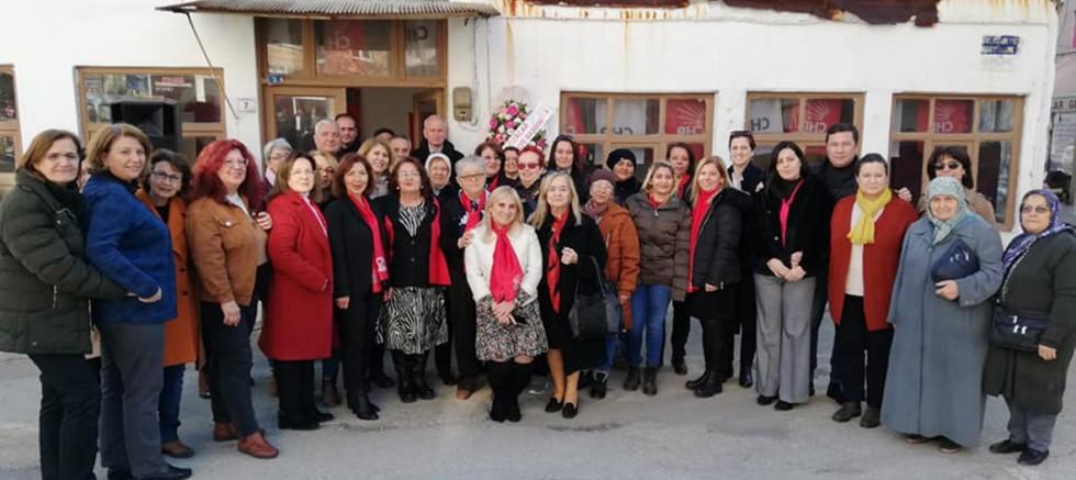 CHP Kadın Kolları Kongresi Yapıldı