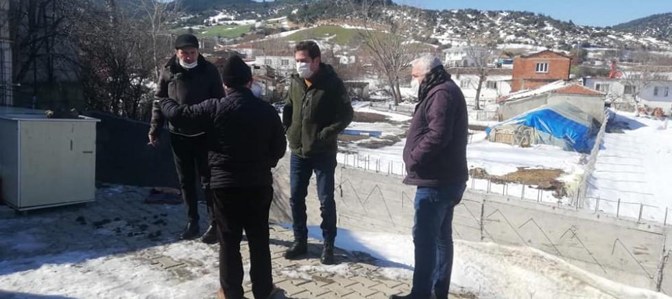 CHP'li Üyeler Vatandaşların Yanında