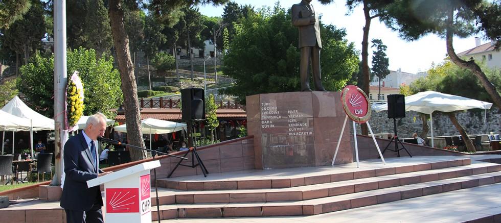 CHP'nin 97. Yılı Kutlandı