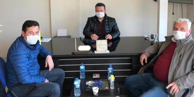CHPli Meclis Üyelerinden Köylere 5 Bin Adet Maske