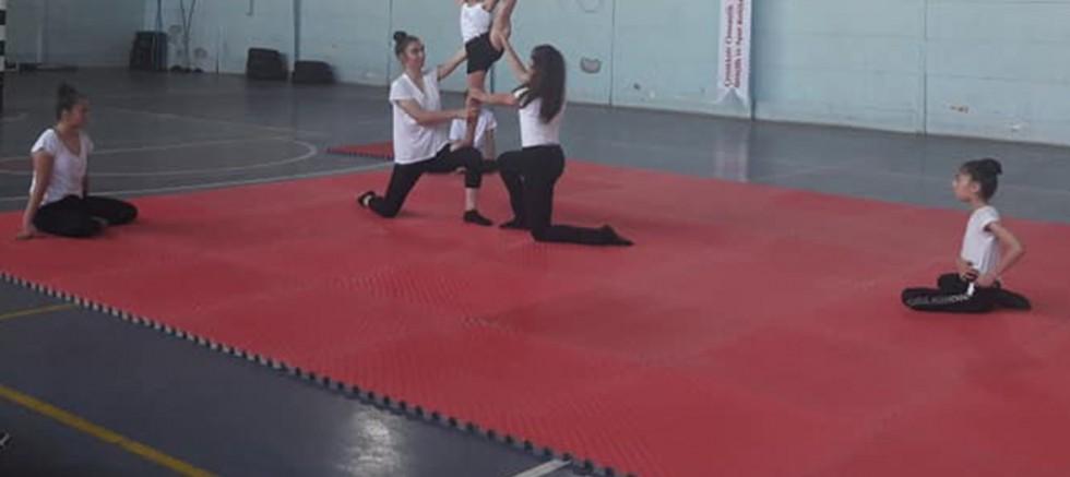 Cimnastik Kulübünden Yıl Sonu Etkinliği