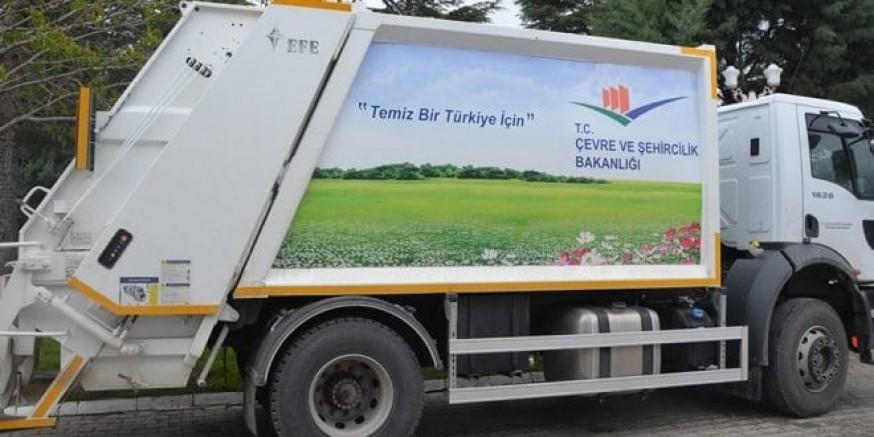 Çöp Toplama İhalesi Gerçekleştirildi