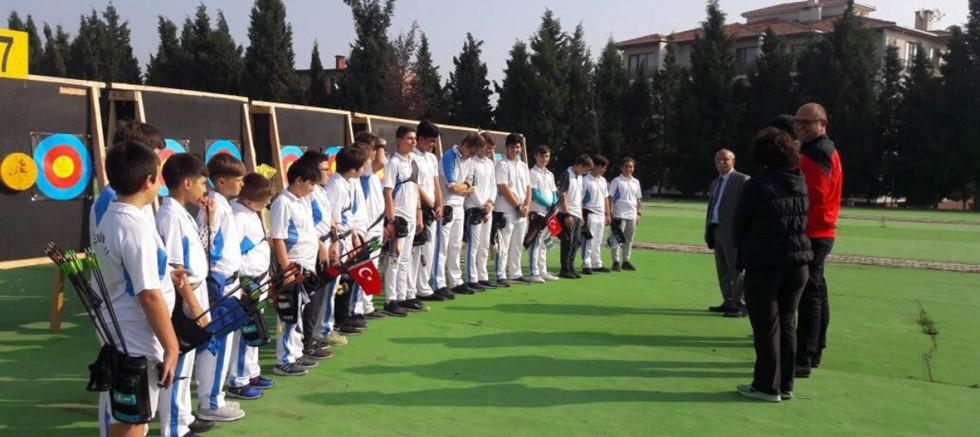 Cumhuriyet Bayramı Spor Müsabakaları Başladı