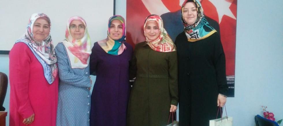 Dini Bilgiler Final Yarışması Yapıldı Gamze Türkmen il ikincisi oldu