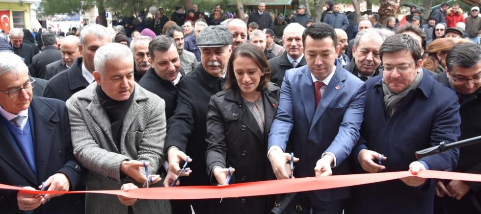 Eceabat'ta CHP Seçim Startını Verdi