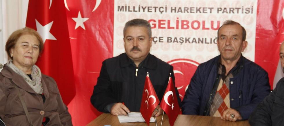 Erol Çevik  MHP'den  Belediye Başkan Aday Adayı Oldu