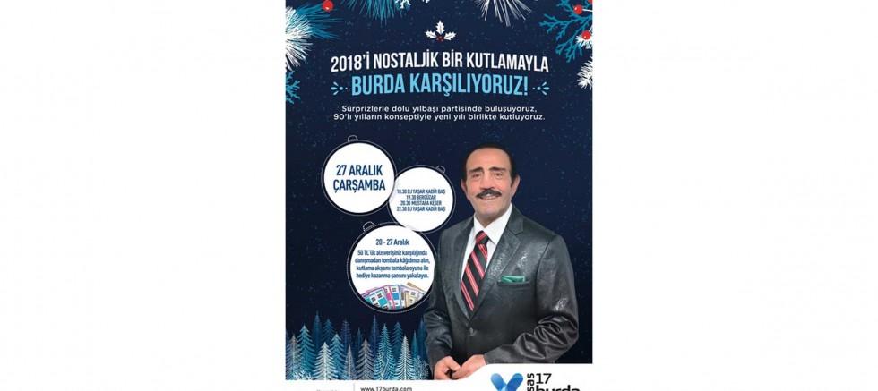 Esas 17 AVM'den yeni yıl etkinlikleri
