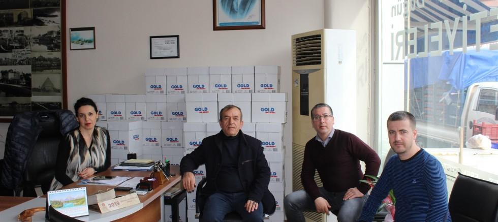 Eyüp Büyükzöngür'ün  10 Ocak Çalışan  Gazeteciler  Günümüzü Kutladı