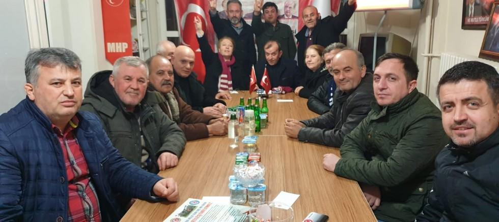 GELİBOLU MHP'DEN  BASIN BİLDİRİSİ