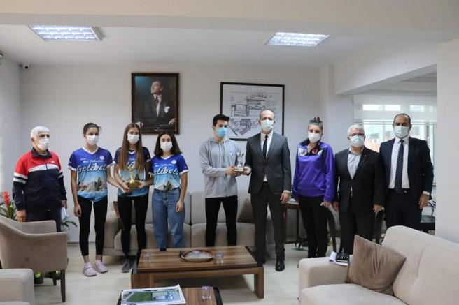 Geliboluspor Triatlon Takımı Türkiye 2. Oldu