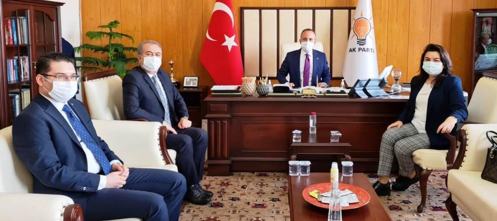 """""""Gestaş Çanakkale'mizin Gururlarından Biri"""""""