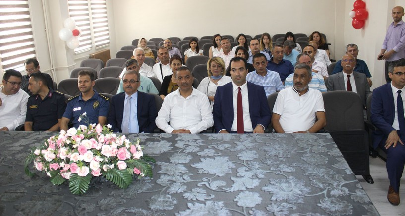 GMKA ve TANAP Projeleri Açılış Programı Yapıldı