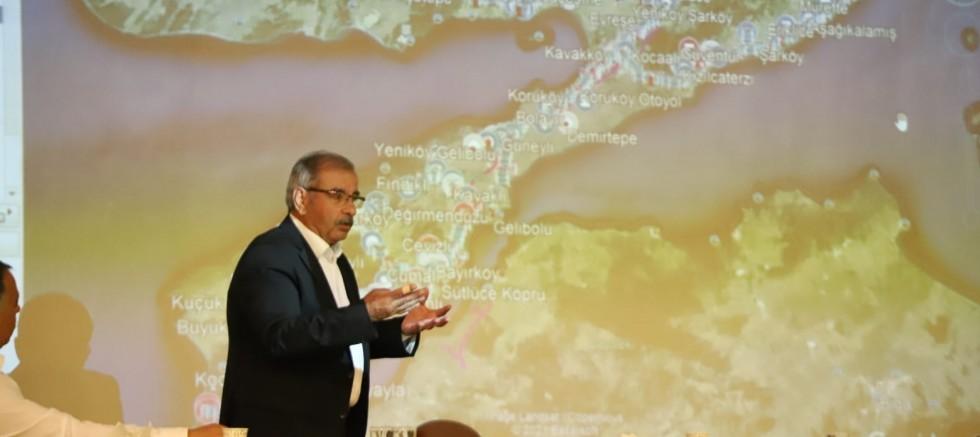 Gökbüet Su Birliği Başkan Özacar İle Yola Devam Ediyor