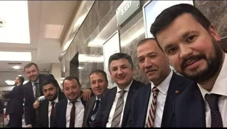 Gözütok Yerel Seçim İstişaresi İçin Ankara'da