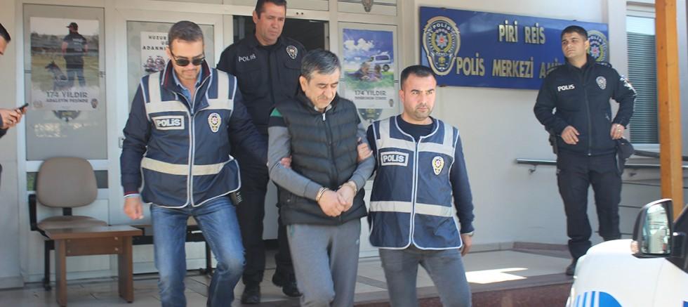 Herkesten Kaçtı, Gelibolu Polisi Yakaladı!