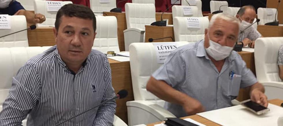 İl Genel Meclis Üyelerinden Kantar ve Yem Bitkisi Tohumu Önergesi