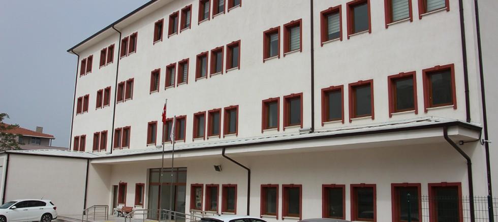 İlçe Sağlık Müdürlüğü Yeni Binasına Taşındı