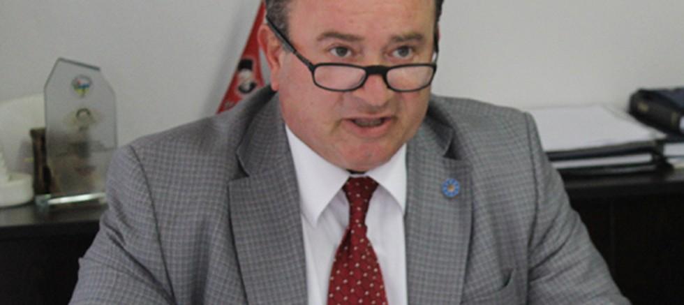 İYİ Parti İlçe Başkanı Alış, Adaylığını Açıkladı