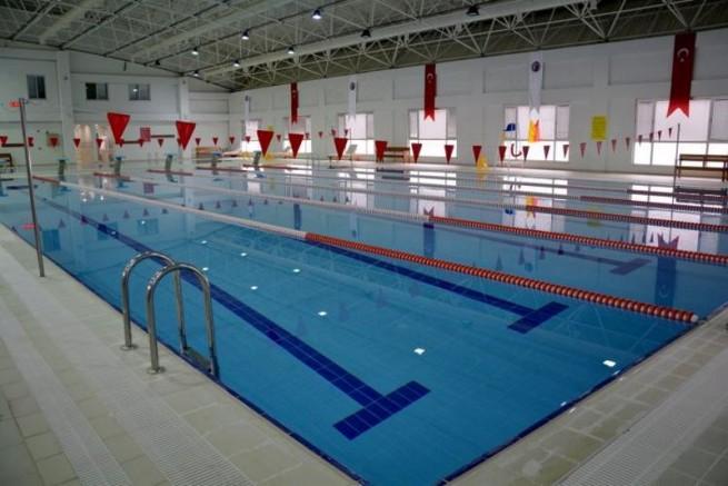 Kapalı Yüzme Havuzu İçin İmzalar Atıldı