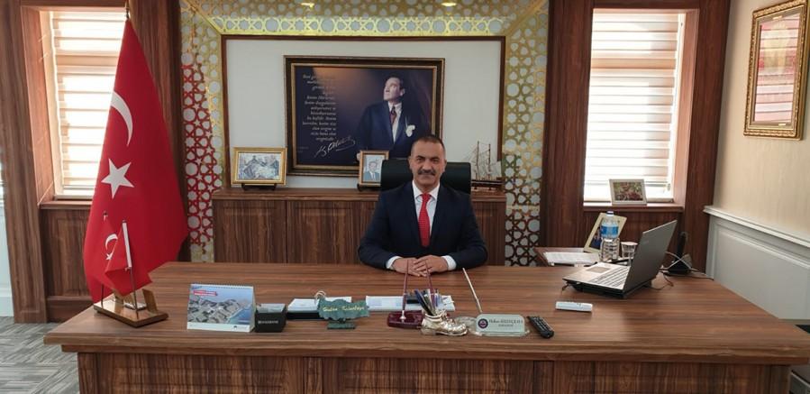 Kaymakam Kılınçkaya'nın Cumhuriyet Bayramı Mesajı