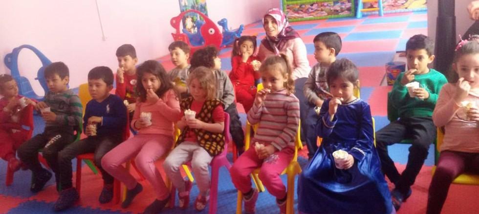 Kur'an Kursu Öğrencilerinden Kültürel Faaliyetler
