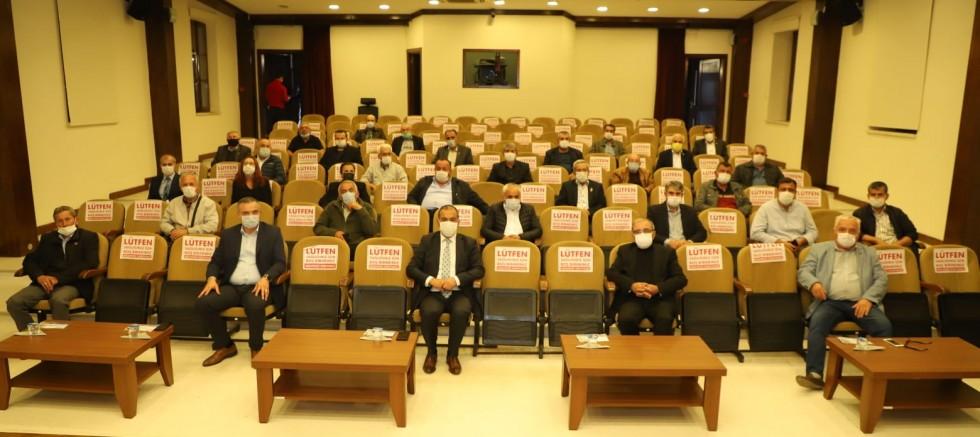 Muhtarlar Günü Toplantısı Yapıldı