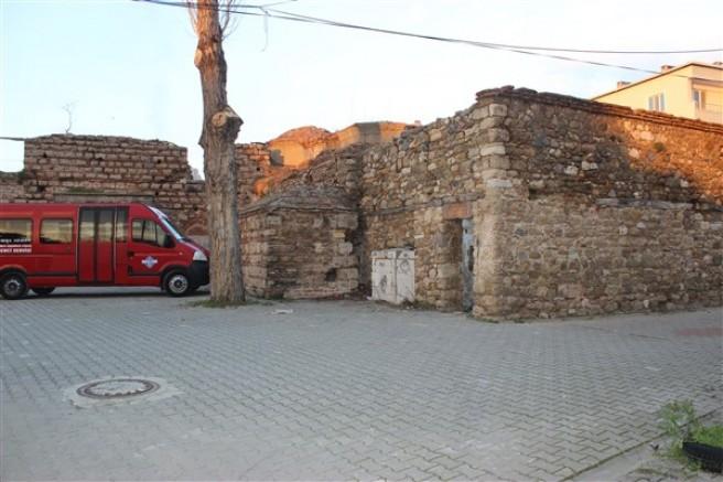 Saruca Paşa Hamamı Restore Edilecek