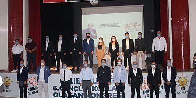 AK Parti Gençlik Kollarında Yıldız, Yeniden Başkan