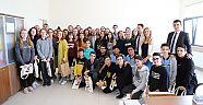 Başkan Özacar'dan Fen Lisesi'ne Ziyaret