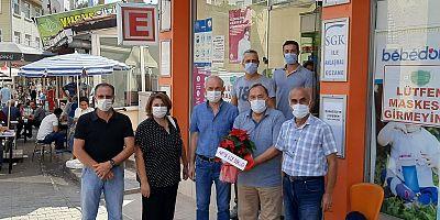 CHP'den Eczacılık Günü Ziyareti