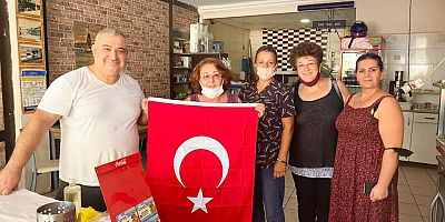 CHP'den Esnaf Ziyareti