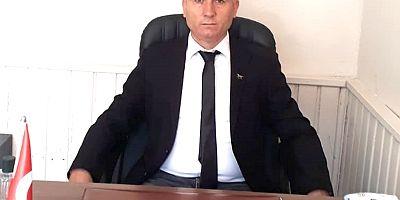 DP İlçe Başkanı Ilgın'ın 27 Mayıs Mesajı
